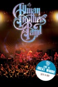 The Allman Brothers Band - The Allman Brothers Band: Live At Great Woods  artwork