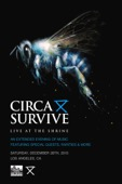 Circa Survive - Circa Survive Live From Shrine Expo Hall Los Angeles  artwork