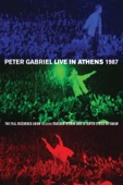 Peter Gabriel & Michael Chapman - Live In Athens 1987  artwork