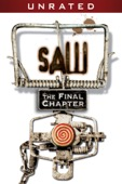 Kevin Greutert - Saw: The Final Chapter (Unrated Director's Cut)  artwork