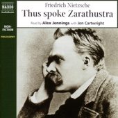 Thus Spoke Zarathustra (Abridged Nonfiction) - Fredrich Nietzsche Cover Art