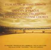 The City of Prague Philharmonic Orchestra - Chevaliers De Sangreal (From