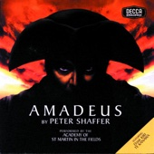 Amadeus (Music from the 1999 Stage Play) - Academy of St. Martin in the Fields & Sir Neville Marriner Cover Art