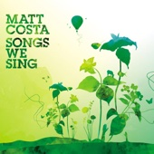 Sunshine - Matt Costa Cover Art