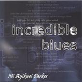 Nii Ayikwei Parkes - Incredible Blues artwork