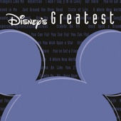 Disney's Greatest, Vol. 1 - Various Artists Cover Art