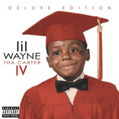 Tha Carter IV (Deluxe Edition) - Lil Wayne Cover Art