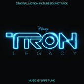 TRON: Legacy (Original Motion Picture Soundtrack) - Daft Punk Cover Art