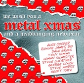 God Rest Ye Merry Gentlemen - Ronnie James Dio, Tony Iommi, Rudy Sarzo & Simon Wright Cover Art
