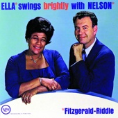 Ella Swings Brightly With Nelson cover art