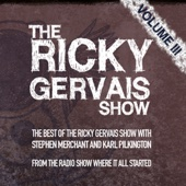 Karl Pilkington, Ricky Gervais, Stephen Merchant, Karl Pilkington, Ricky Gervais, Steve Merchant & Karl Pilkington, Ricky Gervais & Steve Merchant - The Xfm Vault: The Best of the Ricky Gervais Show with Stephen Merchant and Karl Pilkington: From the Radio Show Where it All Started  artwork