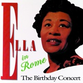 Ella In Rome: The Birthday Concert (Live) cover art