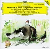 Prokofiev: Pierre et le loup; Symphonie classique Op. 25; Marche Op. 99; Ouverture Op. 34