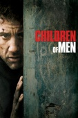 Alfonso Cuarón - Children of Men  artwork