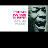 John Lee Hooker - It Serves You Right to Suffer  artwork