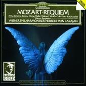 Mozart: Requiem - Herbert von Karajan & Vienna Philharmonic Orchestra Cover Art