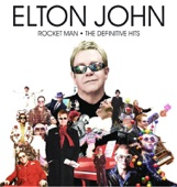 Elton John - Rocket Man (I Think It's Going to Be a Long Long Time) Grafik