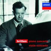 Britten: Piano Concerto, Violin Concerto