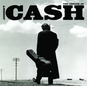 Johnny Cash - The Legend of Johnny Cash  artwork