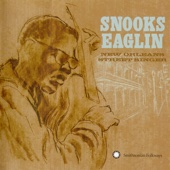 Snooks Eaglin - New Orleans Street Singer  artwork