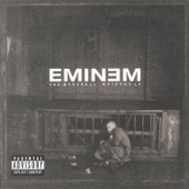 The Marshall Mathers LP cover art
