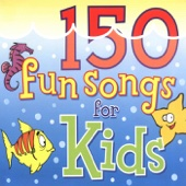The Countdown Kids - 150 Fun Songs for Kids artwork