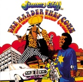 The Harder They Come - Jimmy Cliff Cover Art
