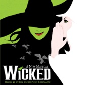 Wicked (Original Broadway Cast Recording) - Various Artists Cover Art