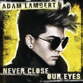 Never Close Our Eyes - Single cover art