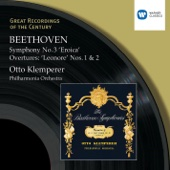 """Great Recordings of the Century - Beethoven: Symphony No. 3 """"Eroica"""" - Otto Klemperer & Philharmonia Orchestra"""