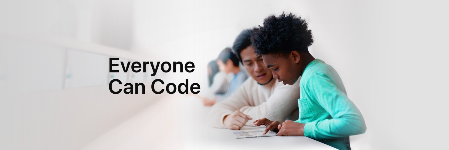 Everyone Can Code