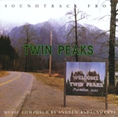 Twin Peaks (Original Soundtrack) - Angelo Badalamenti Cover Art