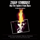 Ziggy Stardust and the Spiders from Mars (The Motion Picture Soundtrack) cover art