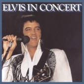 Elvis In Concert (Live) cover art