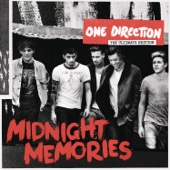 One Direction - Midnight Memories (Deluxe Edition)  arte