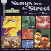 Sesame Street: Songs from the Street, Vol. 2 - Sesame Street Cover Art