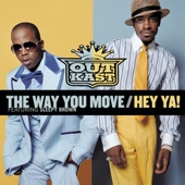 Outkast - The Way You Move (Radio Mix) [feat. Sleepy Brown] artwork