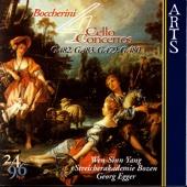 Cello Concerto No.3 (No.7) In G Major G.480, for Cello and Strings (Boccherini)