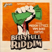 Furybass Presents Bellyfull Riddim - EP
