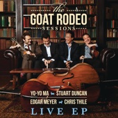 The Goat Rodeo Sessions (Live from the House of Blues) - EP