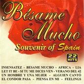 Bésame Mucho - Souvenir of Spain