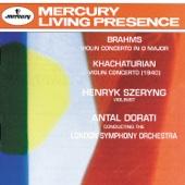 Brahms: Violin Concerto - Khachaturian: Violin Concerto