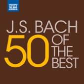Various Artists - 50 of the Best: J.S. Bach  artwork