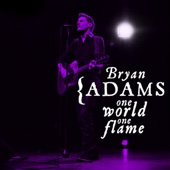 One World One Flame - Single cover art