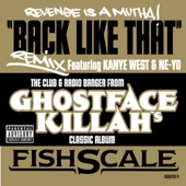 Back Like That (Remix) [feat. Kanye West & Ne-Yo] - Single cover art