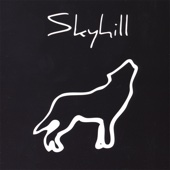 Skyhill - Run With the Hunted  artwork