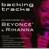 Backing Tracks Minus Vocals - Hits of Beyonce & Rihanna (Backing Tracks) artwork