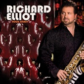 Richard Elliot - Move On Up artwork