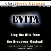 Spotlight Karaoke, Vol. 16 (Evita)
