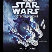 Timothy Zahn - Star Wars: Outbound Flight  artwork
